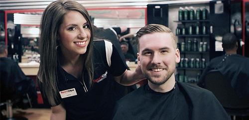 Sport Clips Haircuts of West Roseville ​ stylist hair cut